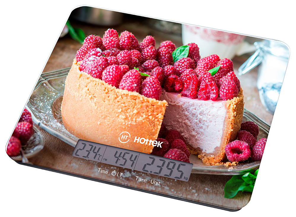 Весы кухонные HOTTEK HT 962 037 Торт
