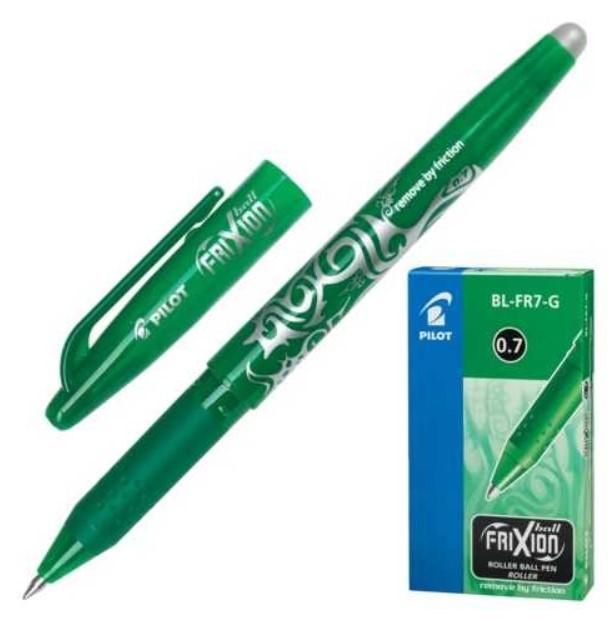 Ручка стираемая гелевая PILOT \