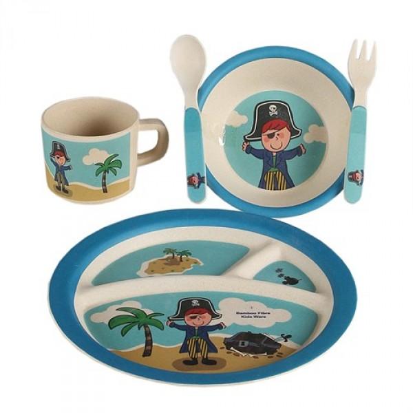Eco Baby Посуда детская набор