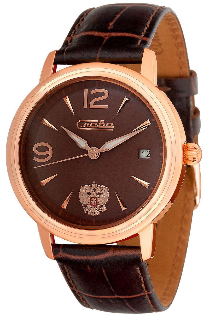 Наручные механические часы Слава Традиция 1473849/300-2414