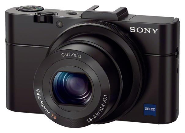Фотоаппарат цифровой компактный Sony CyberShot RX100