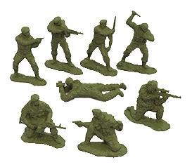 Солдаты вдв россии (8 шт, в малом