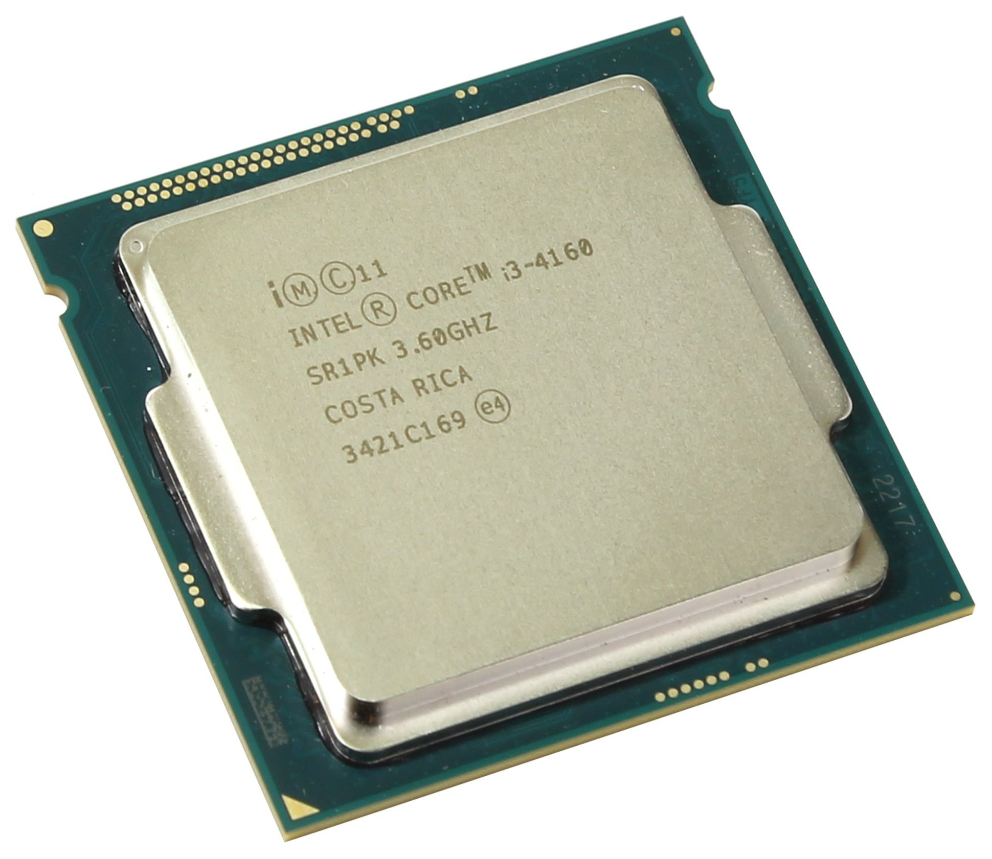 Процессор Intel Core i3 4160 OEM