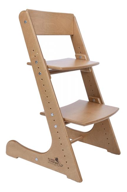 Купить Растущий, Стул Конек Горбунек растущий сандал, Детские стульчики