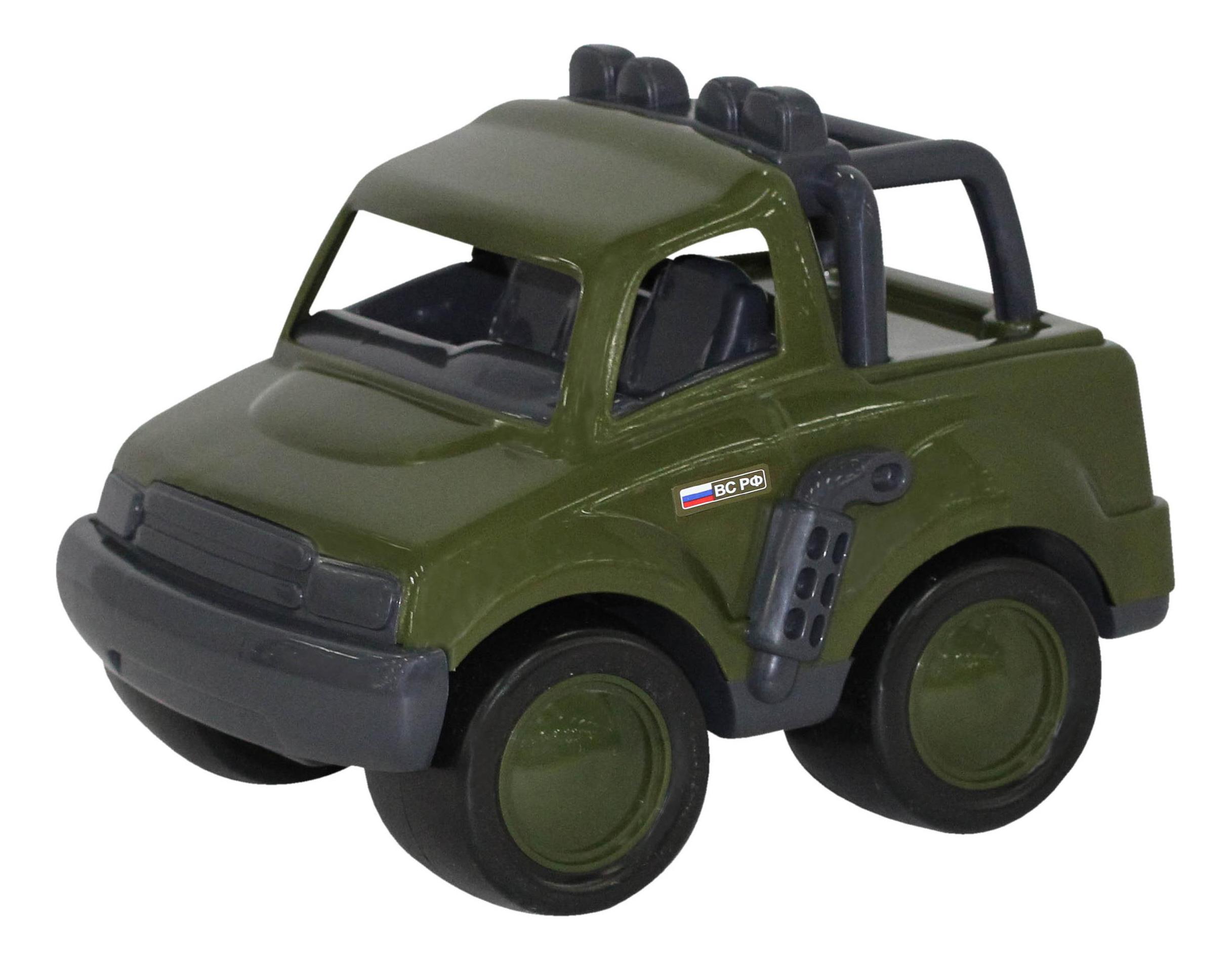 Купить Джип военный, Машина военная Полесье Джип военный, Военный транспорт