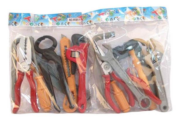 Набор игрушечных инструментов Shantou Строительные инструменты фото