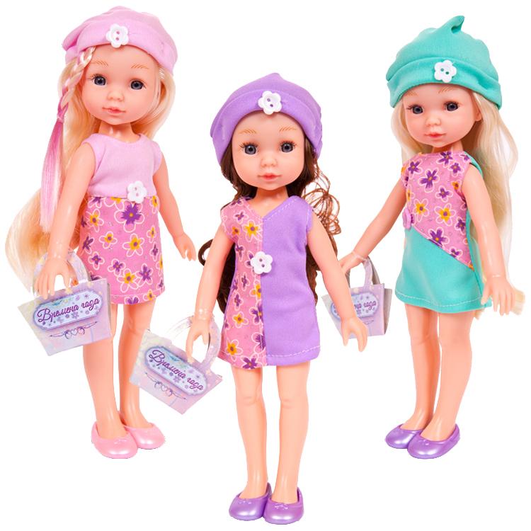 Кукла ABtoys Времена года PT-00506