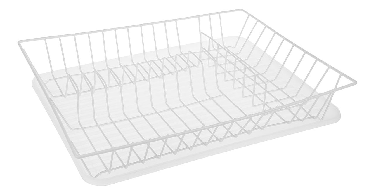 Сушилка для посуды Walmer 1-ярусная, W14433088
