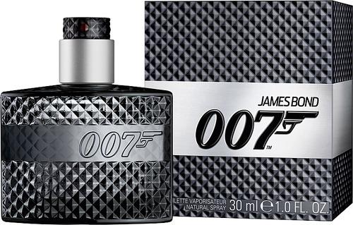 Туалетная вода JAMES BOND Agent 007 30 мл фото