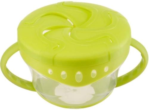 Купить Кружка с двумя крышками Happy Baby 15021 Lime, Поильники