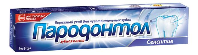 Зубная паста Свобода Пародонтол