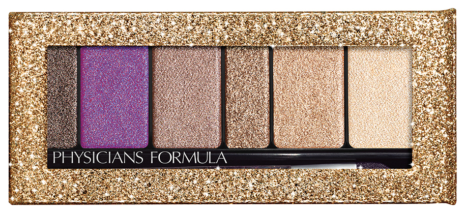 PHYSICIANS FORMULA SHIMMER STRIPS EXTREME SHIMMER EYESHADOW #AND# LINER-GLAM NUDE EYES