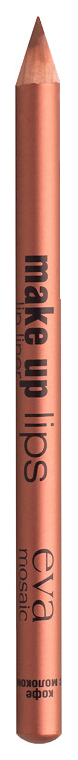 Карандаш для губ EVA Mosaic Make Up Lips