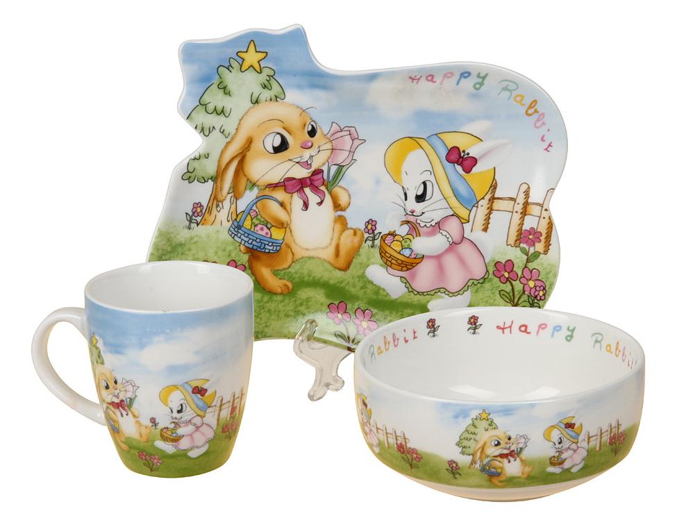Купить Набор детской посуды 8786, Набор детской посуды, Rosenberg, Наборы детской посуды