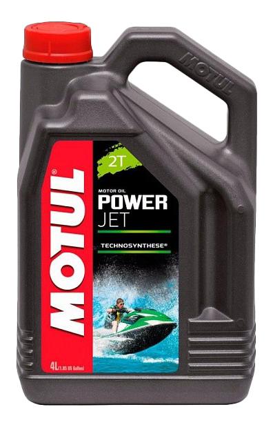 Моторное масло Motul PowerJet 2T 5W-30 4л 106605
