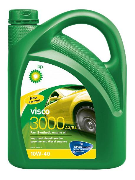 Моторное масло ВР Visco 3000 10W