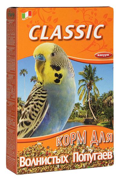 Основной корм FIORY Classic для волнистых попугаев