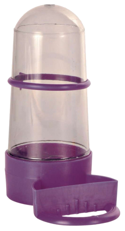 Поилка для птиц TRIXIE, фиолетовый, 250 мл