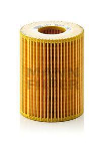 Фильтрующий элемент масляного фильтра MANN-FILTER HU820X