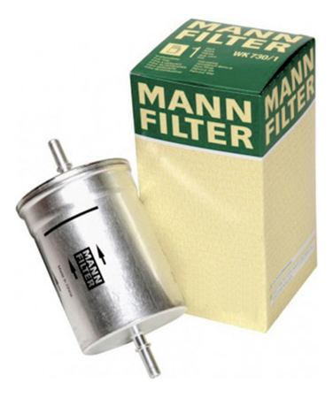 Фильтр топливный MANN-FILTER WK829/2 фото