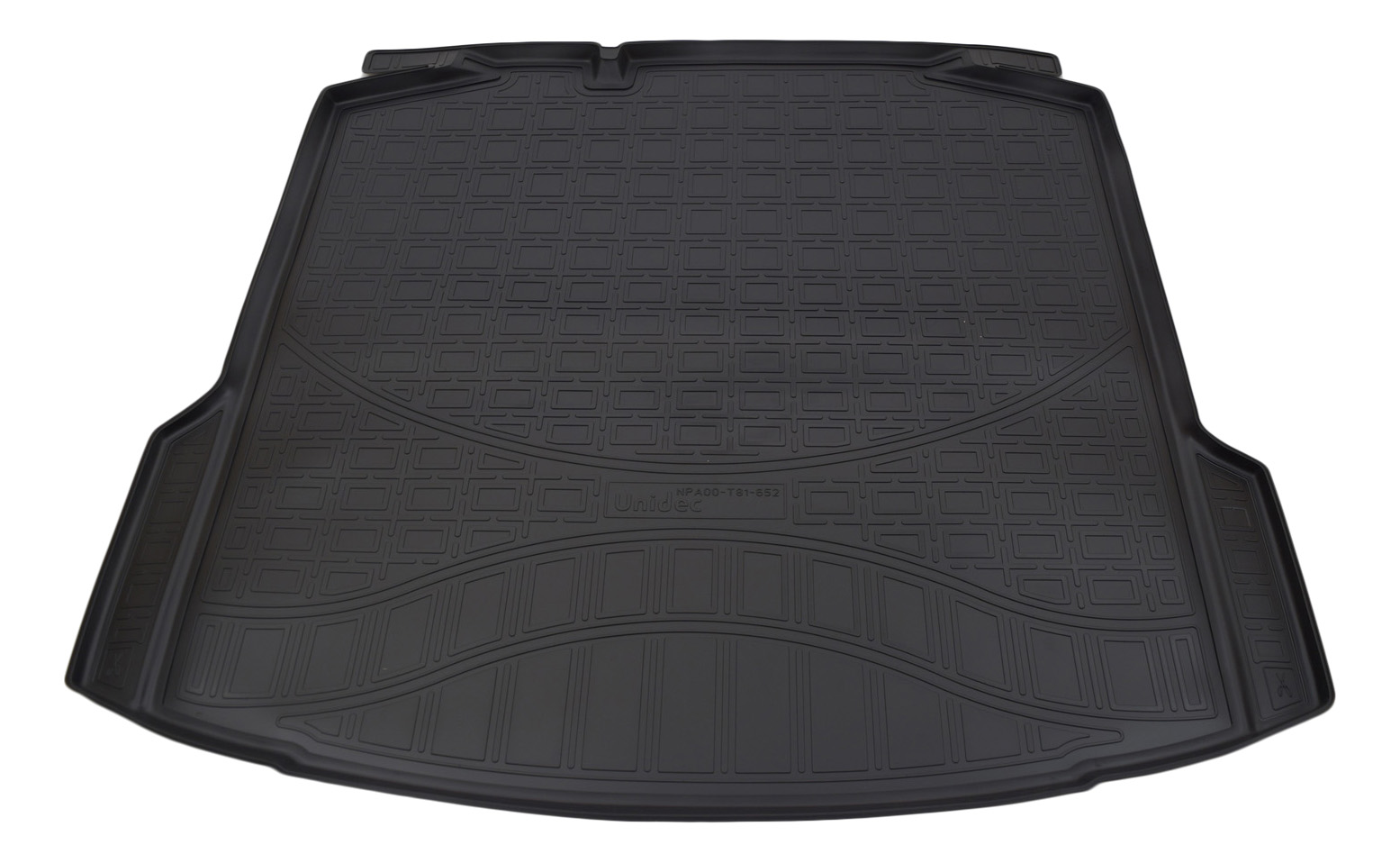 Коврик в багажник автомобиля для Skoda Norplast (NPA00-T81-652)
