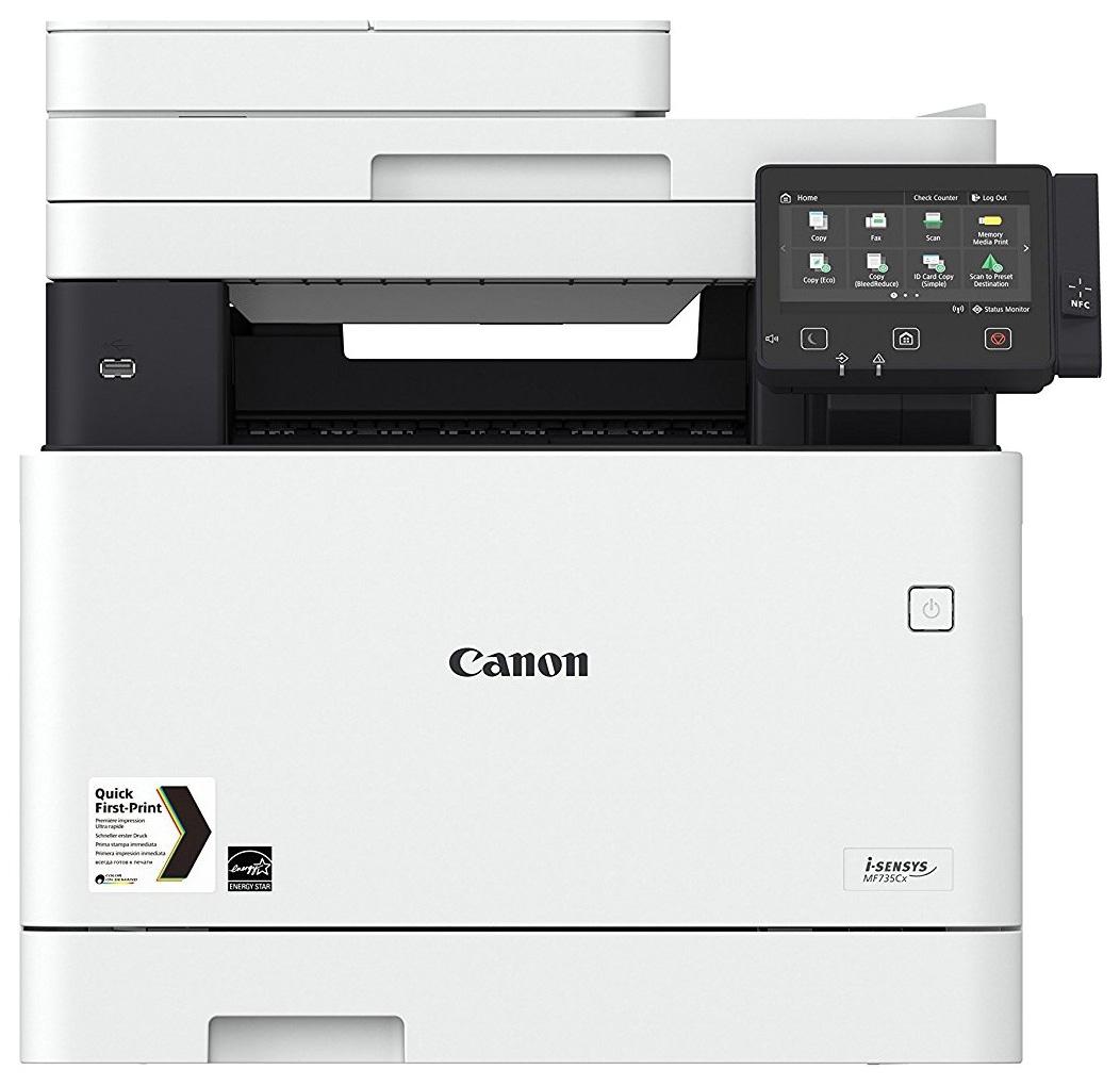 Лазерное МФУ Canon i-SENSYS MF735Cx
