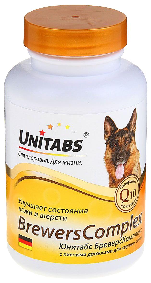 Витаминный комплекс для крупных собак Unitabs BrewersComplex,