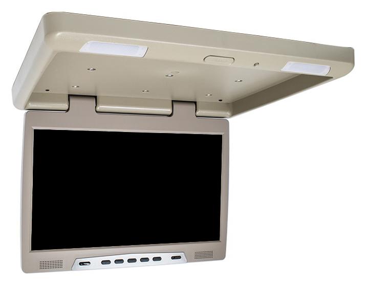 Автомобильный потолочный монитор 20.1
