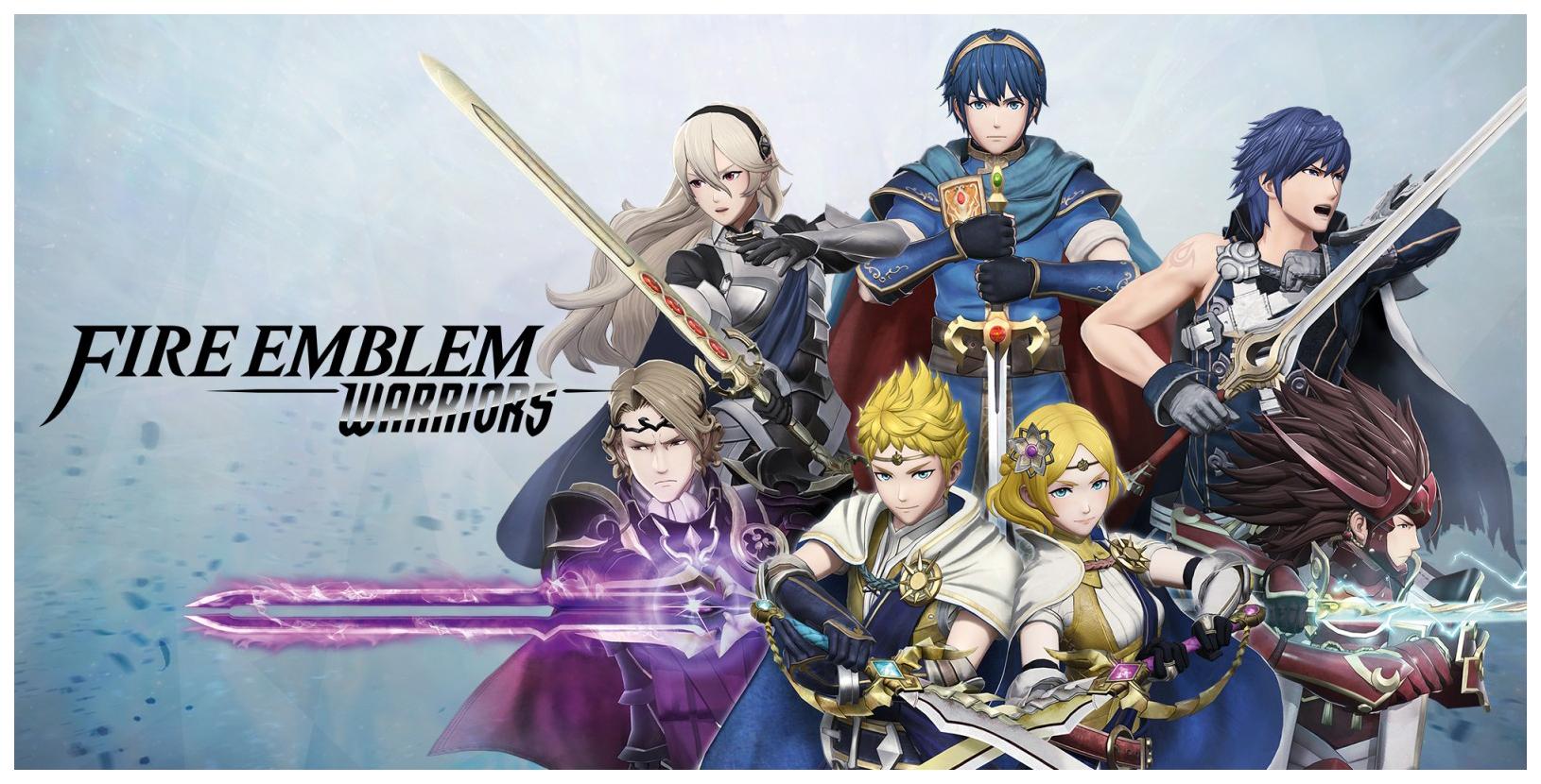 Игра Fire Emblem Warriors для Nintendo 3DS