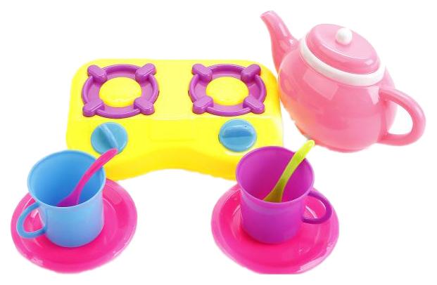 Набор посуды игрушечный Shantou Gepai Посуда B1021340