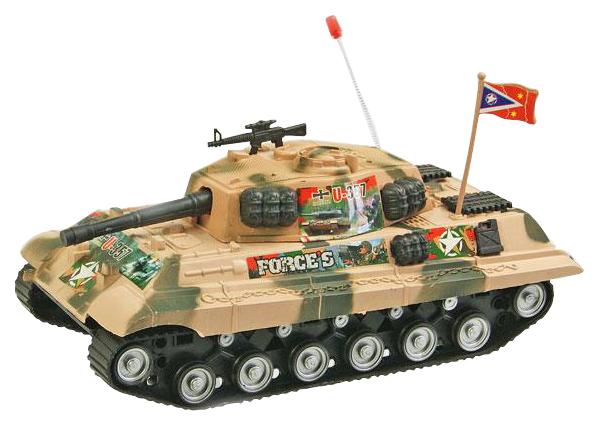 Купить Инерционный игрушечный танк, Спецтехника Gratwest Инерционный игрушечный Танк, Военный транспорт