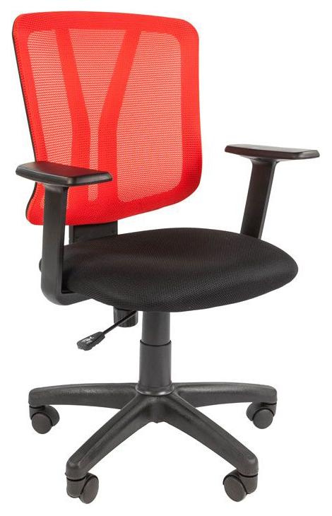 Офисное кресло CHAIRMAN 626 Красный