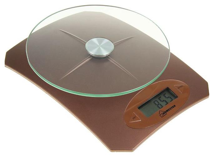 Весы кухонные Homestar HS-3002 Brown