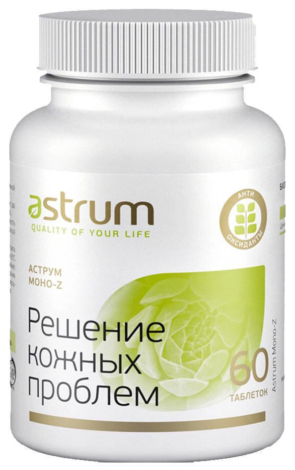 Цинк Astrum Моно Z 60 таблеток