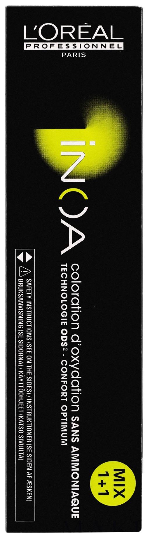 Краска для волос L'Oreal Professionnel Inoa ODS2 9.1 Очень светлый блондин пепельный 60 г фото