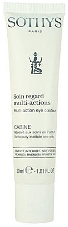 Крем для ухода за кожей вокруг глаз Sothys Multi-Action Eye Contour, 30 мл