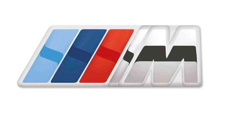 Значок BMW M Pin 80282410915