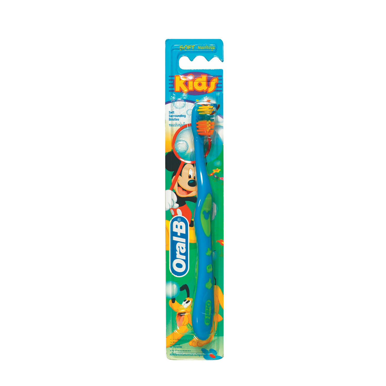 Зубная щетка Oral-B Kids мягкая 1 шт