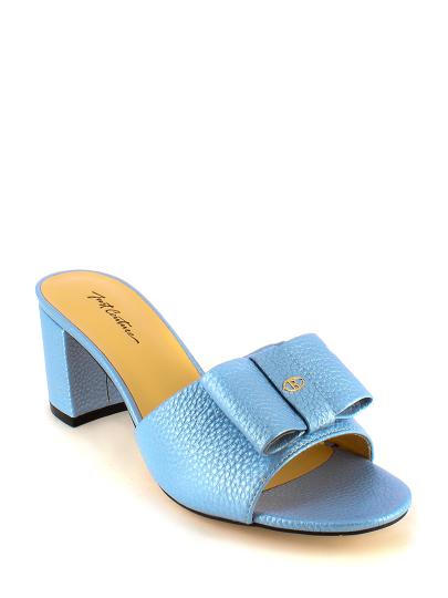 Сабо женские Just Couture синие