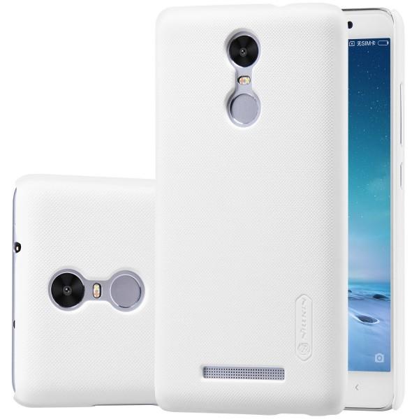 Чехол Nillkin Matte для Xiaomi Redmi Note 3 / Note 3 Pro White