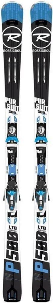 Горные лыжи Rossignol Pursuit 500 LTD +
