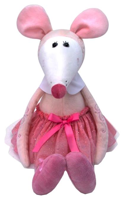 Мягкая игрушка «Крыся балерина в розовом Лола», 31 см Budi Basa