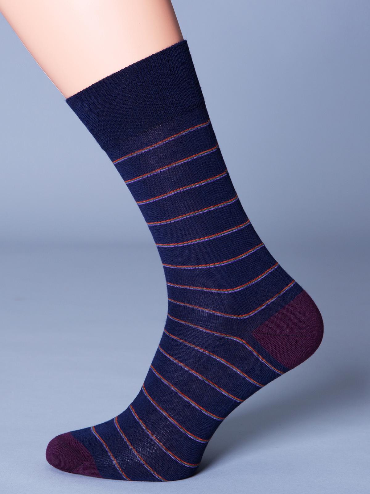 Носки мужские Giulia for men синие 45-46 фото