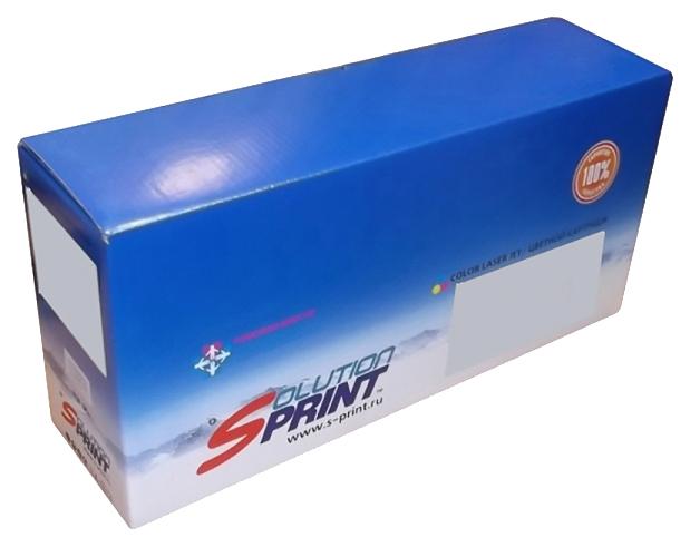 Картридж лазерный Solution Print SP-H-CF530ABK, совместимый с HP 205A (CF530A), черный