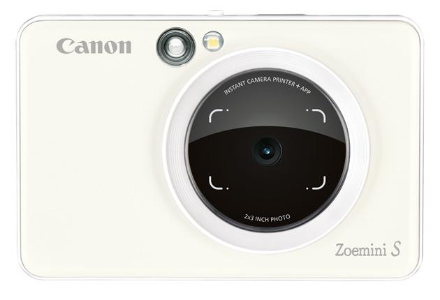 Фотоаппарат моментальной печати Canon Zoemini S Pearl