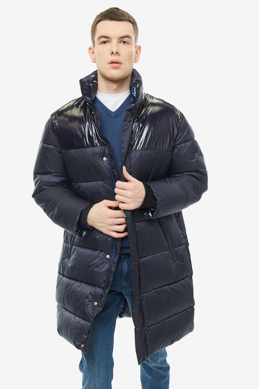 Куртка мужская Armani Exchange 6GZL13 ZNPJZ 1510 синяя 2XL фото