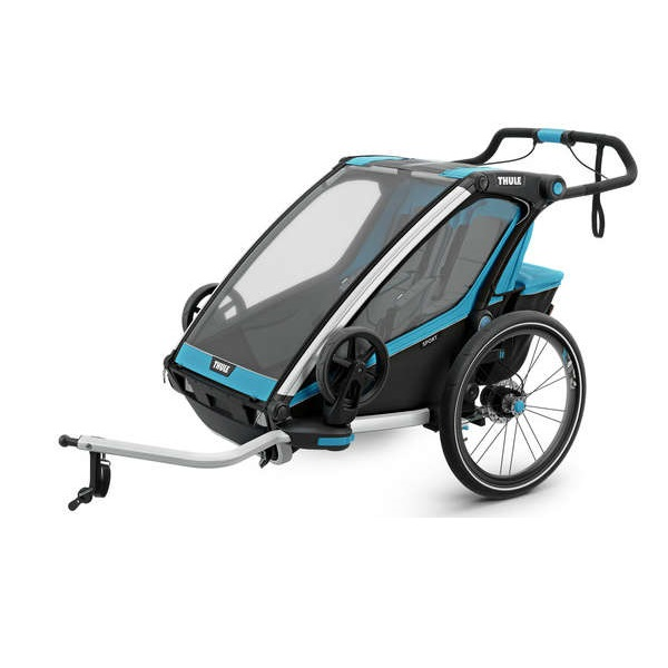 Мультиспортивная коляска Thule Chariot Sport для 2 детей