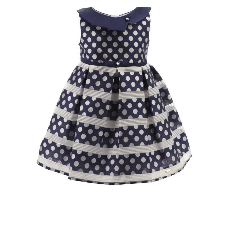 Купить Платье MAYORAL, цв. темно-синий, 98 р-р, Детские платья и сарафаны