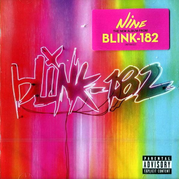 Nine (CD) Blink-182