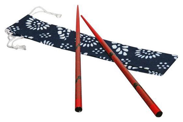 палочки для суши в мешочке